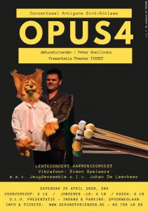 OPUS4 samen met Theater Tiret